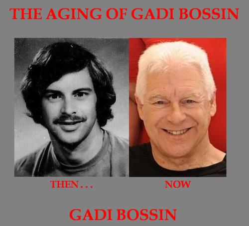 The Aging of Gadi Bossin by Gadi Bossin - Ourboox.com
