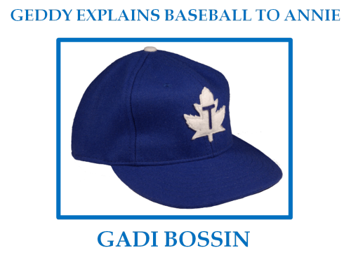 Geddy Explains Baseball to Annie by Gadi Bossin - Ourboox.com