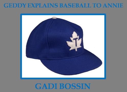 Geddy Explains Baseball to Annie by Gadi Bossin - Ourboox.com