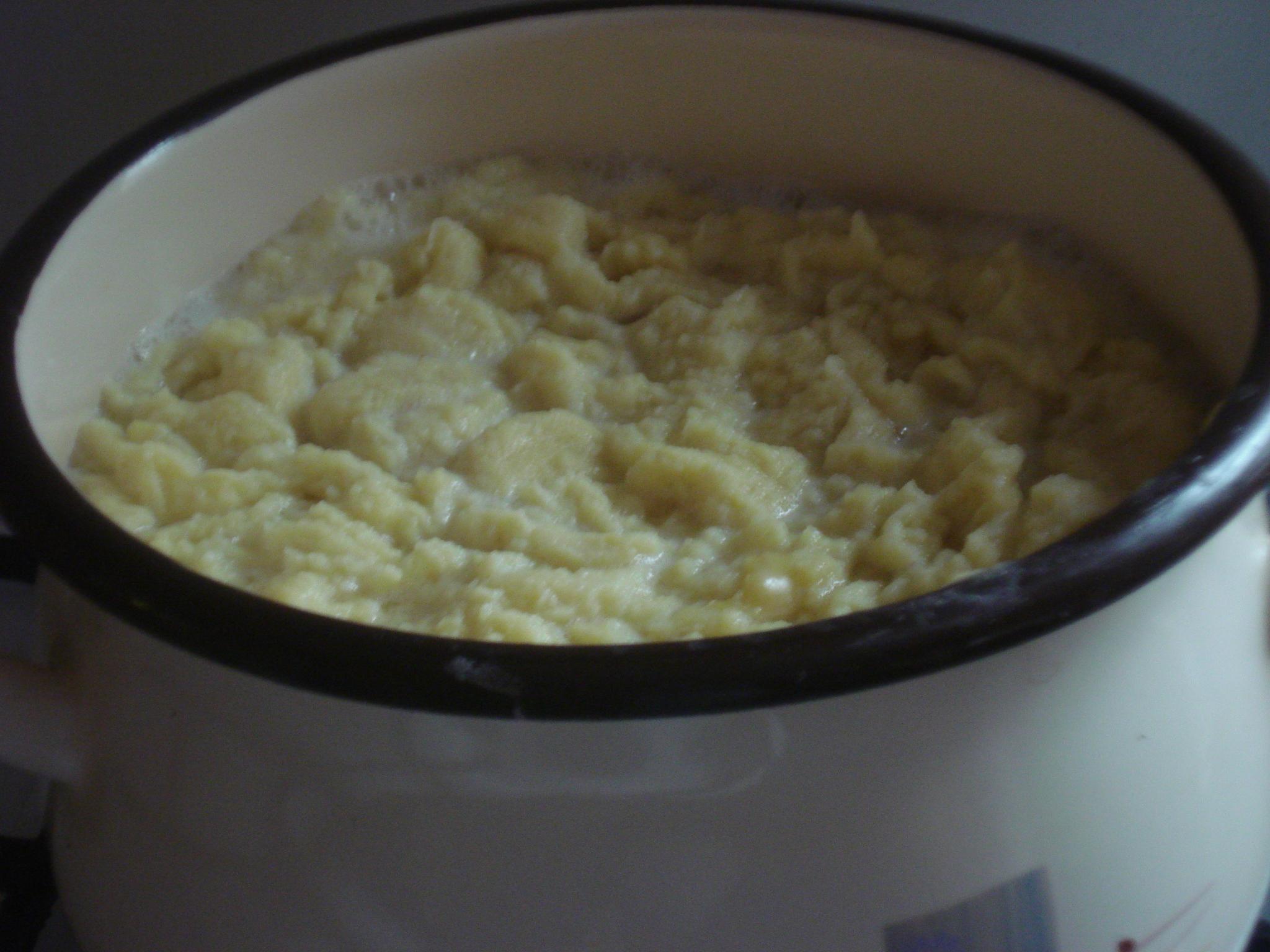 Artwork from the book - How to prepare milk soup with noodles… Jak przygotować zupę mleczną z kluskami… by Maria Pirecka - Illustrated by Photos from archive  SP Fanianowo  - Ourboox.com