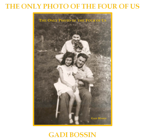 The Only Photo of the Four of Us by Gadi Bossin - Ourboox.com