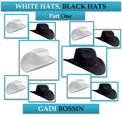 White Hats, Black Hats: Part One by Gadi Bossin - Ourboox.com