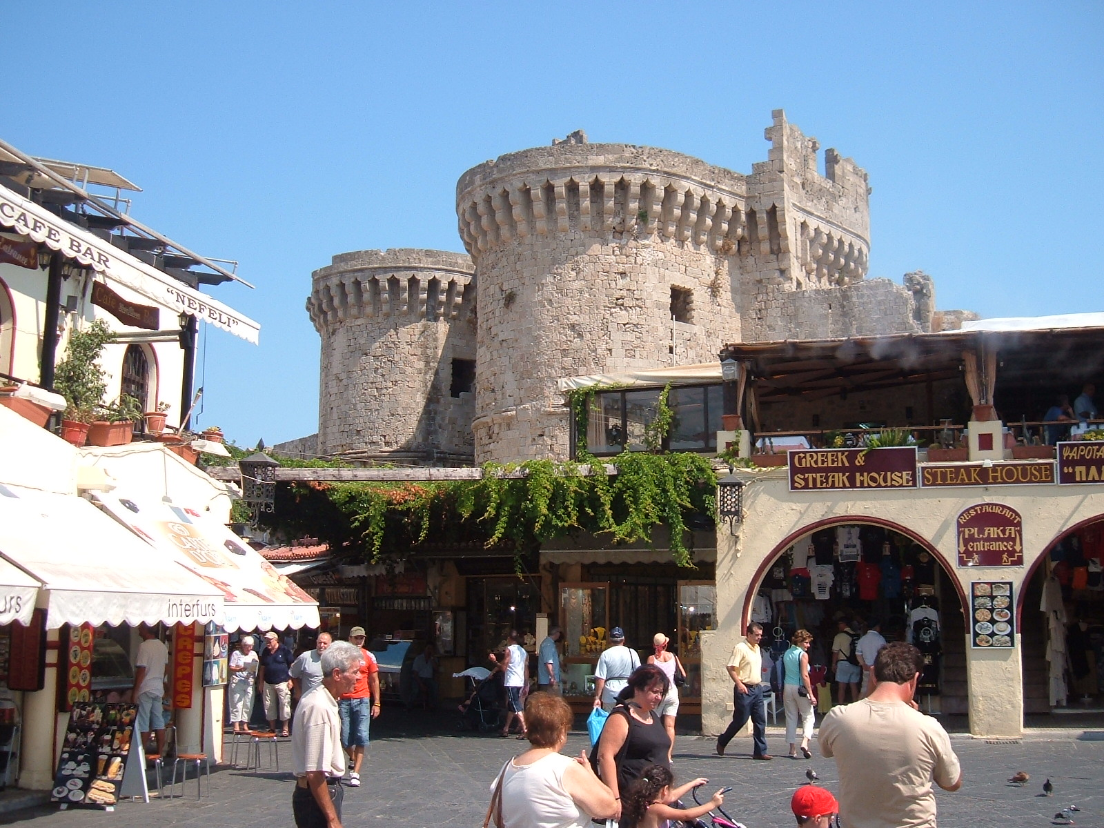 My Passion for Rhodes by Shulamit Sapir-Nevo - Ourboox.com
