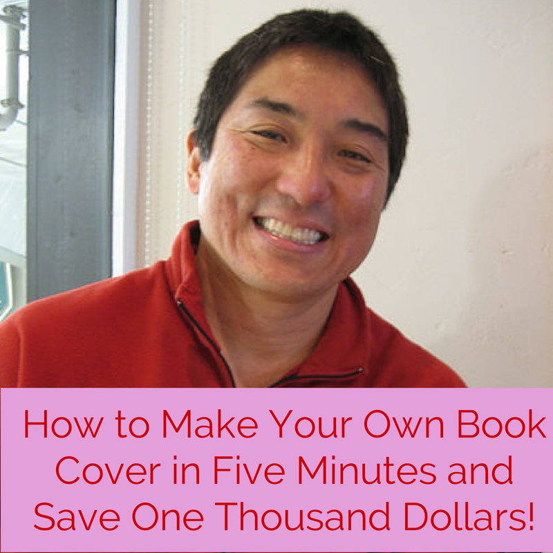 Canva is a great way to make square book covers for ourboox, thanks Guy Kawasaki!!