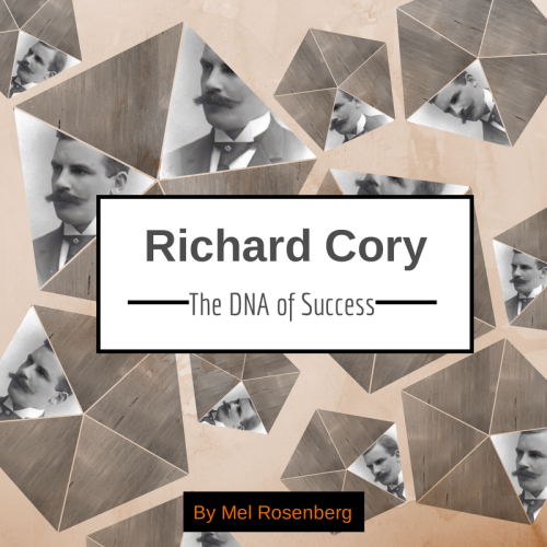 Richard Cory: the DNA of Success by Mel Rosenberg - מל רוזנברג - Illustrated by Cover By Miki Peled - Ourboox.com