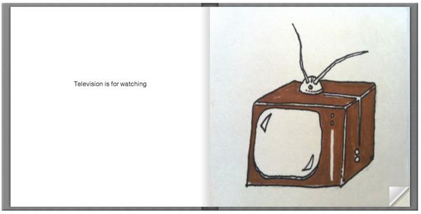 Artwork from the book - OurBoox הוא סטארטאפ ישראלי שרוצה את הסיפורים ששמרתם במגירה by Geektime  - Ourboox.com