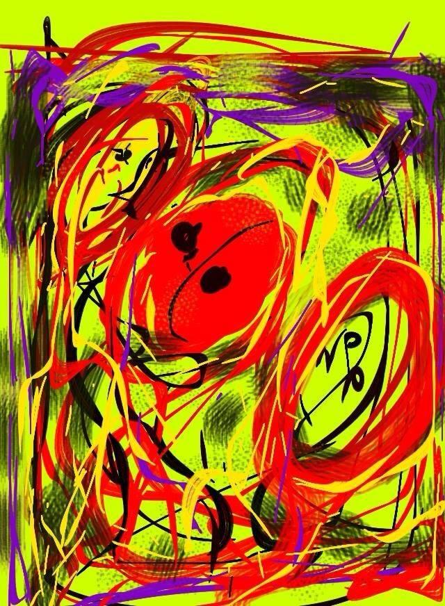 The Rainbow colours –  an artwork album by Moshe Dazin by Moshe Dazin - Illustrated by Moshe Dazin - Ourboox.com