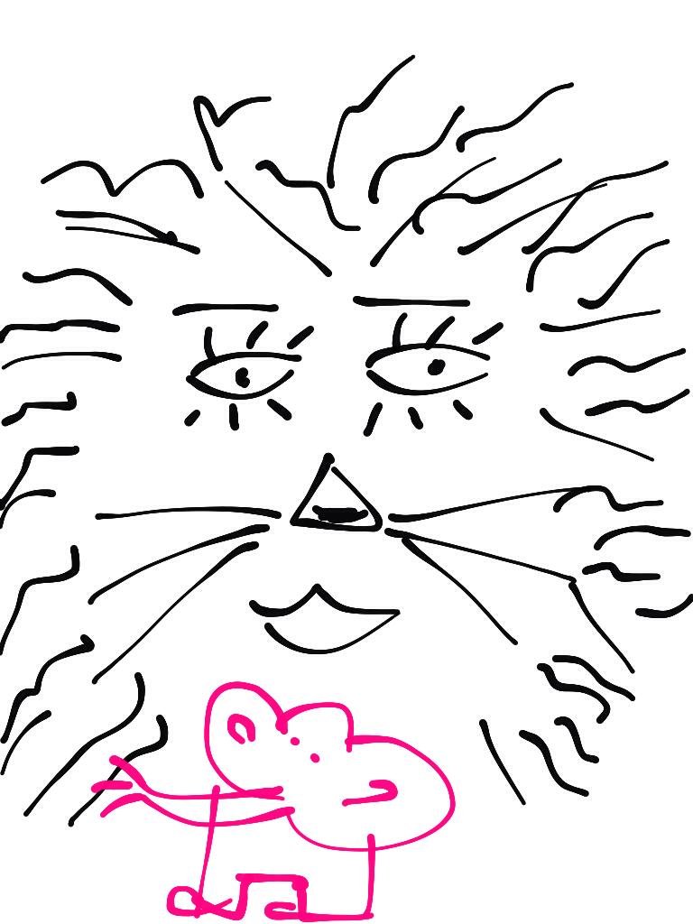 אֵיךְ מְצַיְּרִים אַרְיֵה? by Sigal Magen - Illustrated by סיגל מגן - Ourboox.com