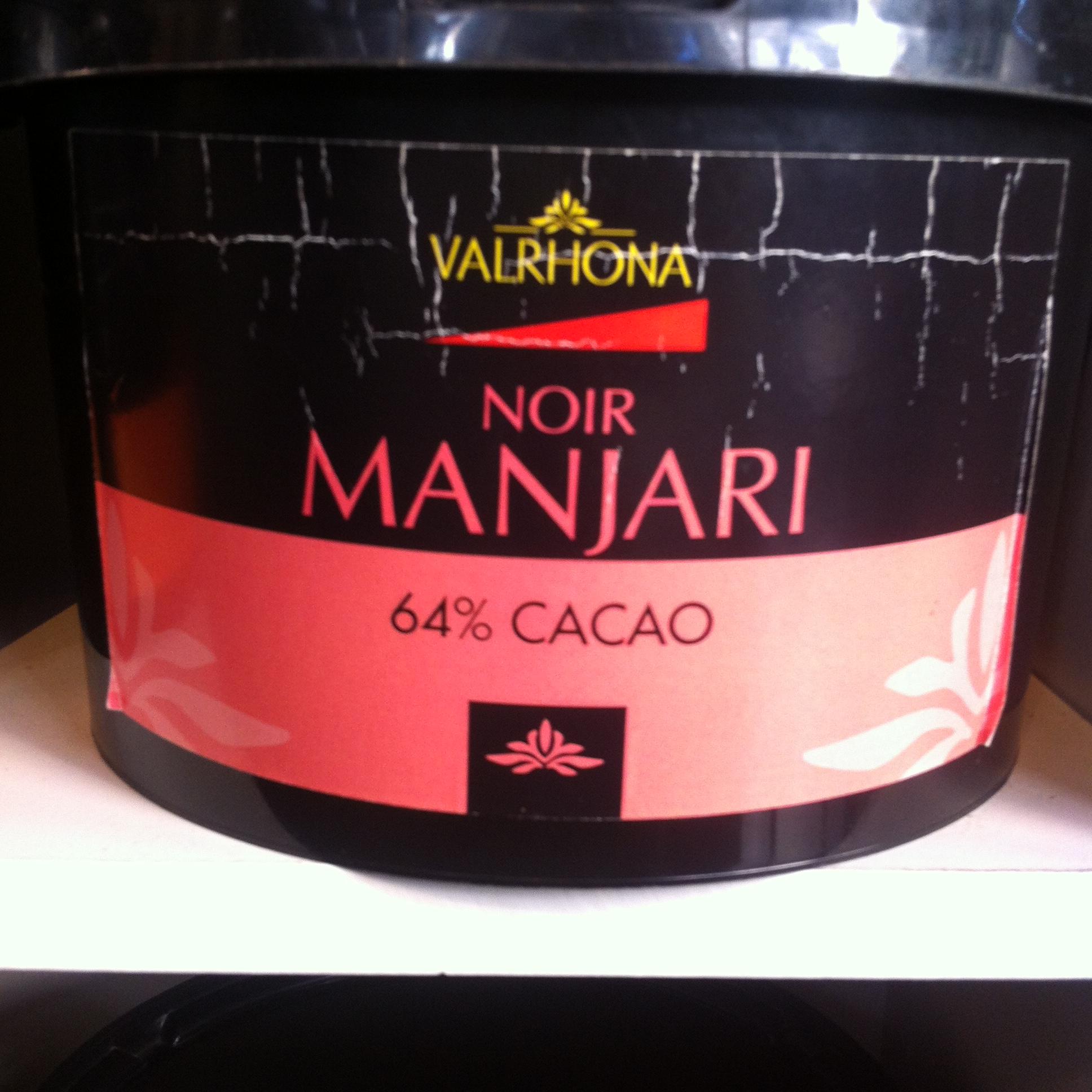 Manjari chocolate. interesting ending
