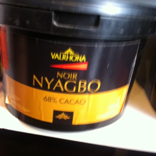 nyagbo. not the best chocolate