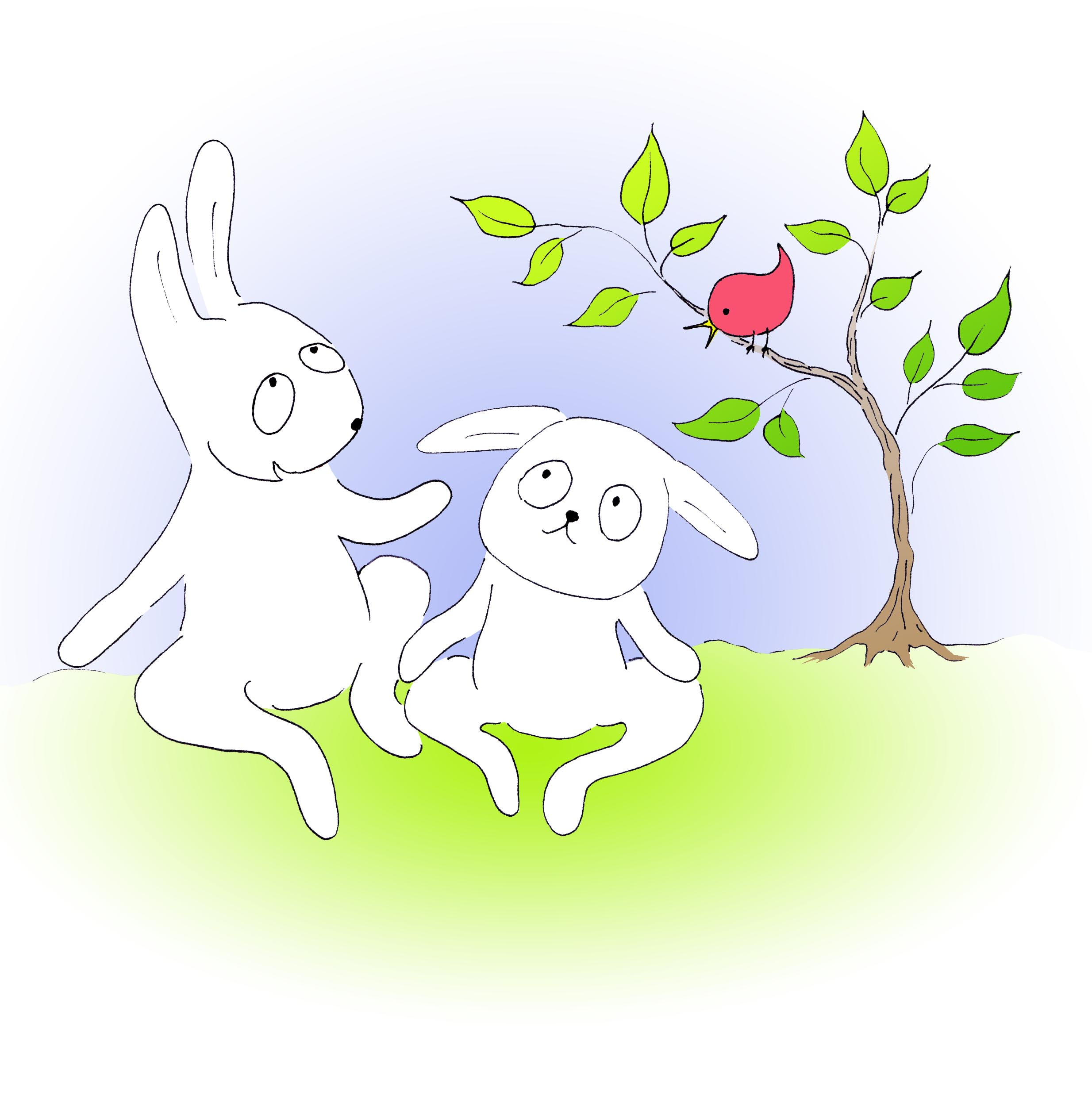 Springy and Tiny-a story of a special brother by Ifat Shuster - Illustrated by Irena Brodeski - Ourboox.com