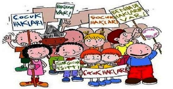 Artwork from the book - ÇOCUK HAKLARI by elvan cagatay - Illustrated by Elvan Çağatay, Dilan Odabaşı, Selin Denk, Eda Sarıalioğlu,Seyhan Pakaki  - Ourboox.com