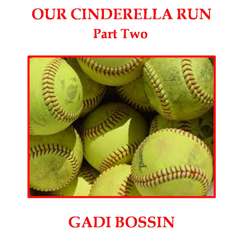 OUR CINDERELLA RUN: PART TWO by Gadi Bossin - Ourboox.com