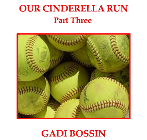 OUR CINDERELLA RUN: PART THREE by Gadi Bossin - Ourboox.com