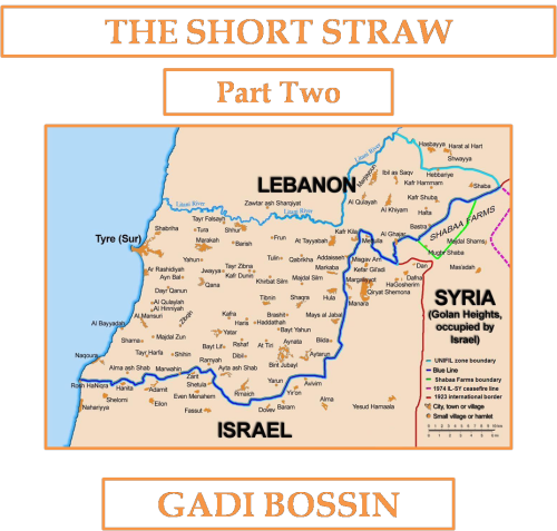 THE SHORT STRAW: PART TWO by Gadi Bossin - Ourboox.com