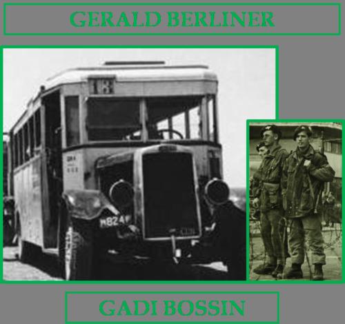 GERALD BERLINER by Gadi Bossin - Ourboox.com