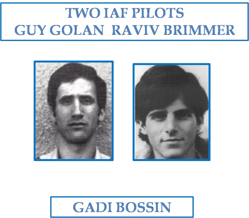 TWO IAF PILOTS: GUY GOLAN AND RAVIV BRIMMER by Gadi Bossin - Ourboox.com