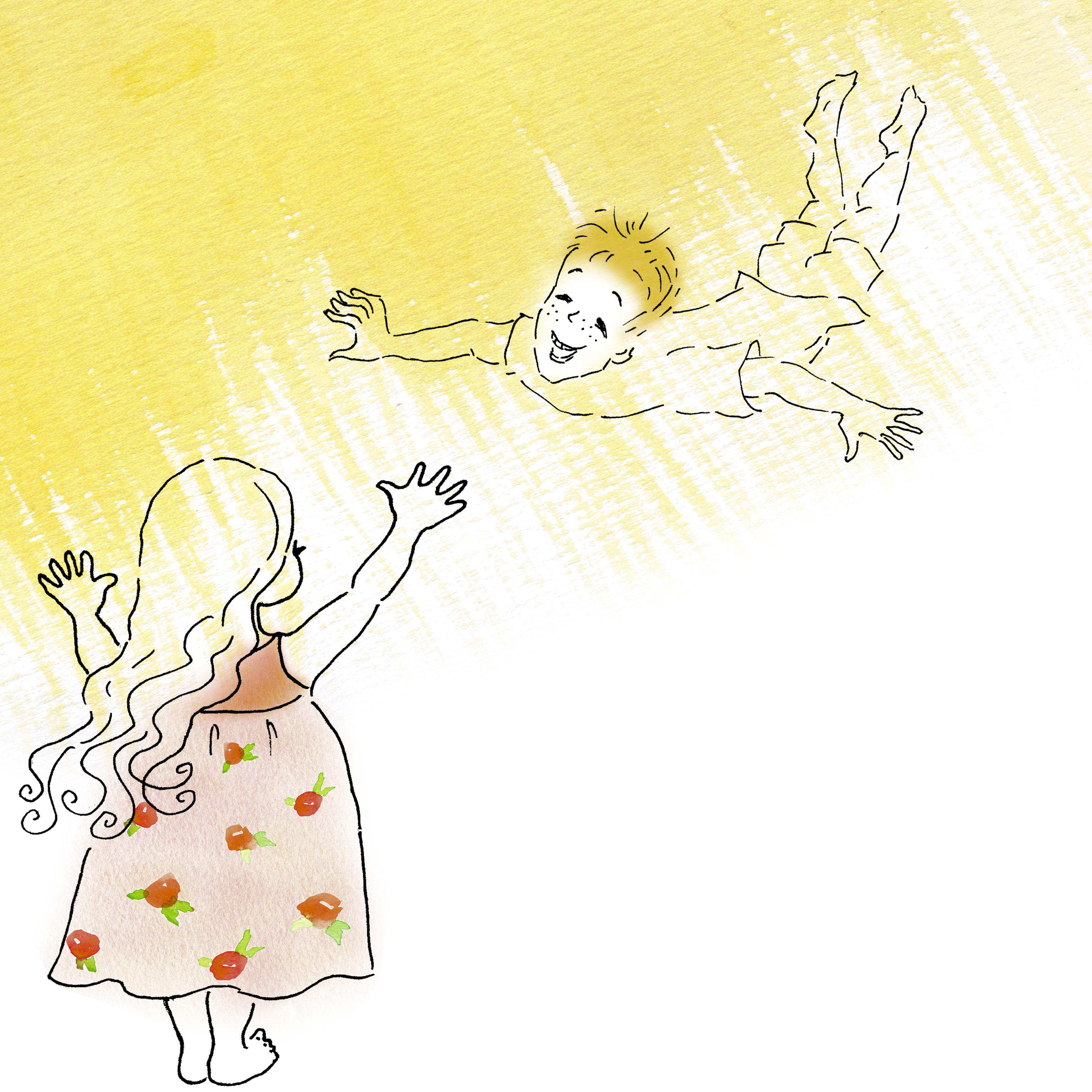 """""""ילד שכזה- עולמו של איתמר"""" by Ifat Shuster - Illustrated by Irena Brodeski - Ourboox.com"""