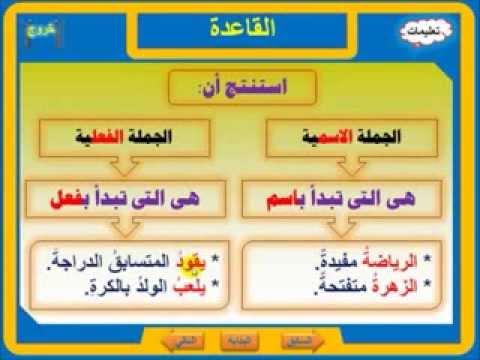الجملة العربية pdf