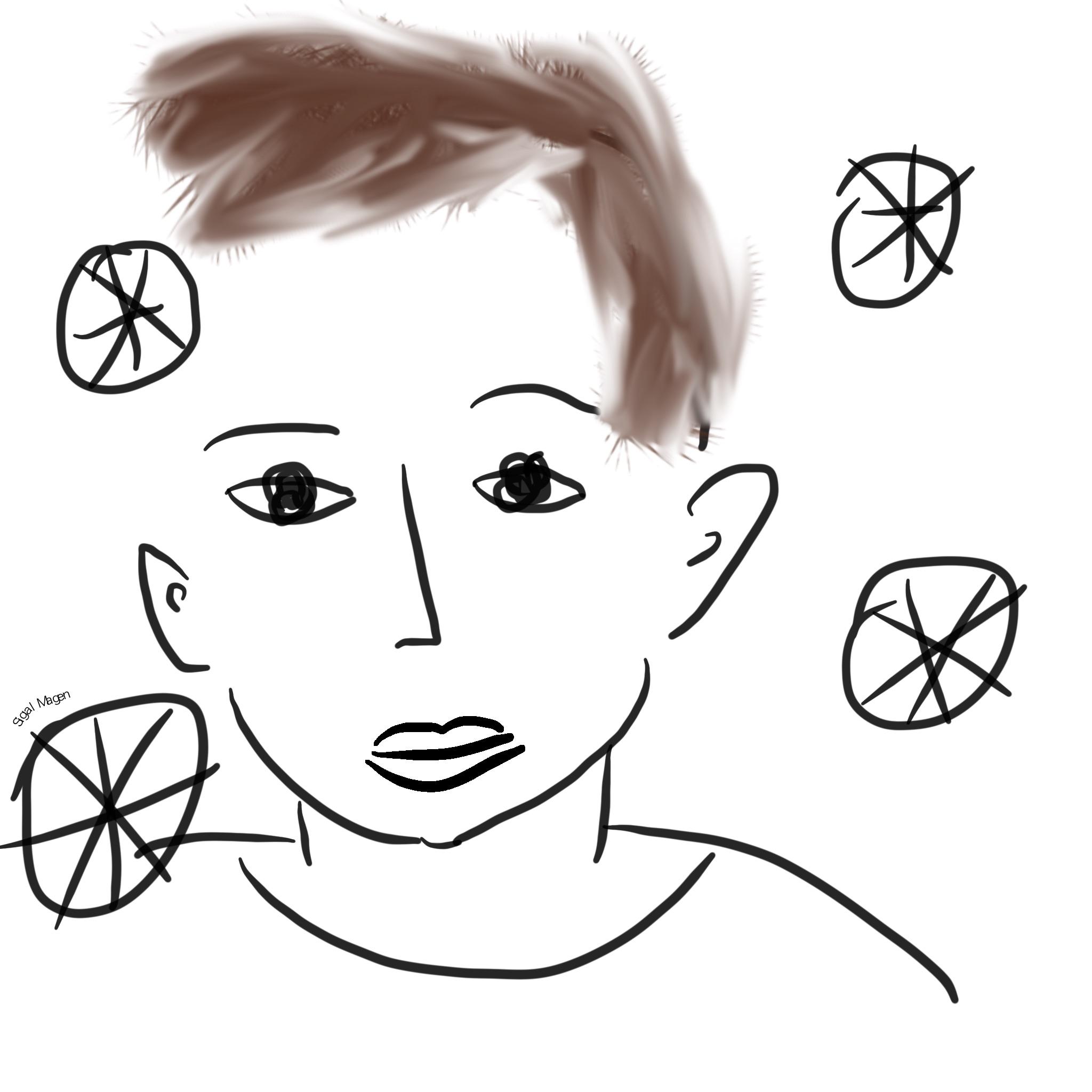 כפיר בן שלוש by Sigal Magen - Illustrated by ציורים: סיגל מגן ומאי וולשטיין - Ourboox.com