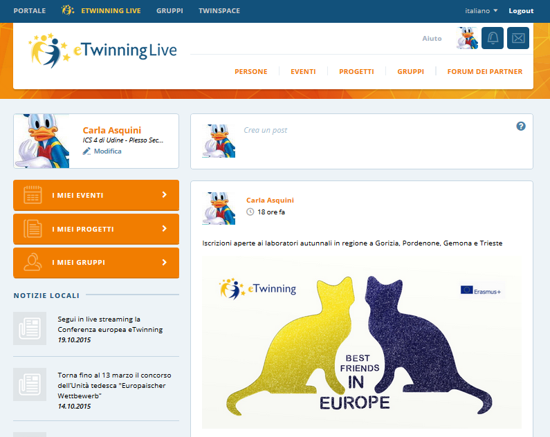 eTwinning eSafety group by carla asquini - Illustrated by carla asquini with picsabay.com - Ourboox.com