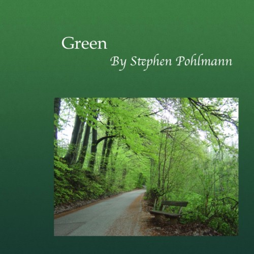 Artwork from the book - Green by Stephen Pohlmann - Illustrated by Stephen Pohlmann - Ourboox.com