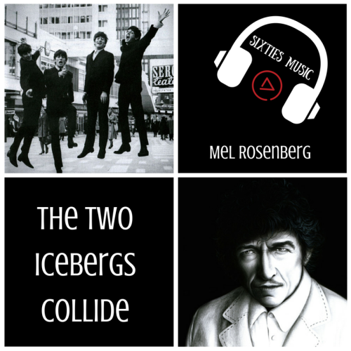 Sixties Music – The Two Icebergs Collide by Sixties Course, Mel Rosenberg - Illustrated by Miki Peled - Ourboox.com