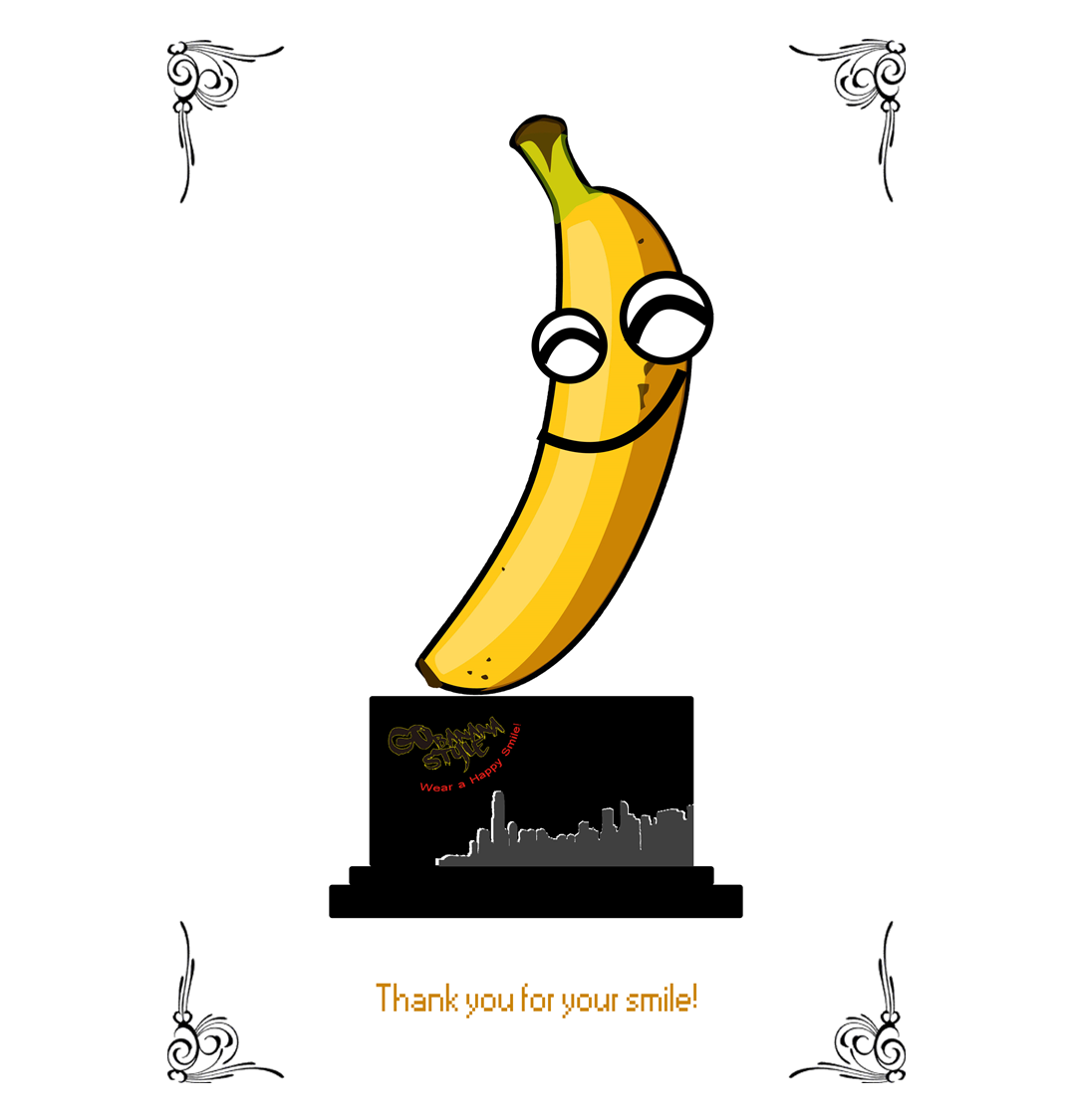 The prince with the Banana Smile by Galorian  - Illustrated by Galorian - Ourboox.com