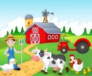 في المزرعة - Ourboox