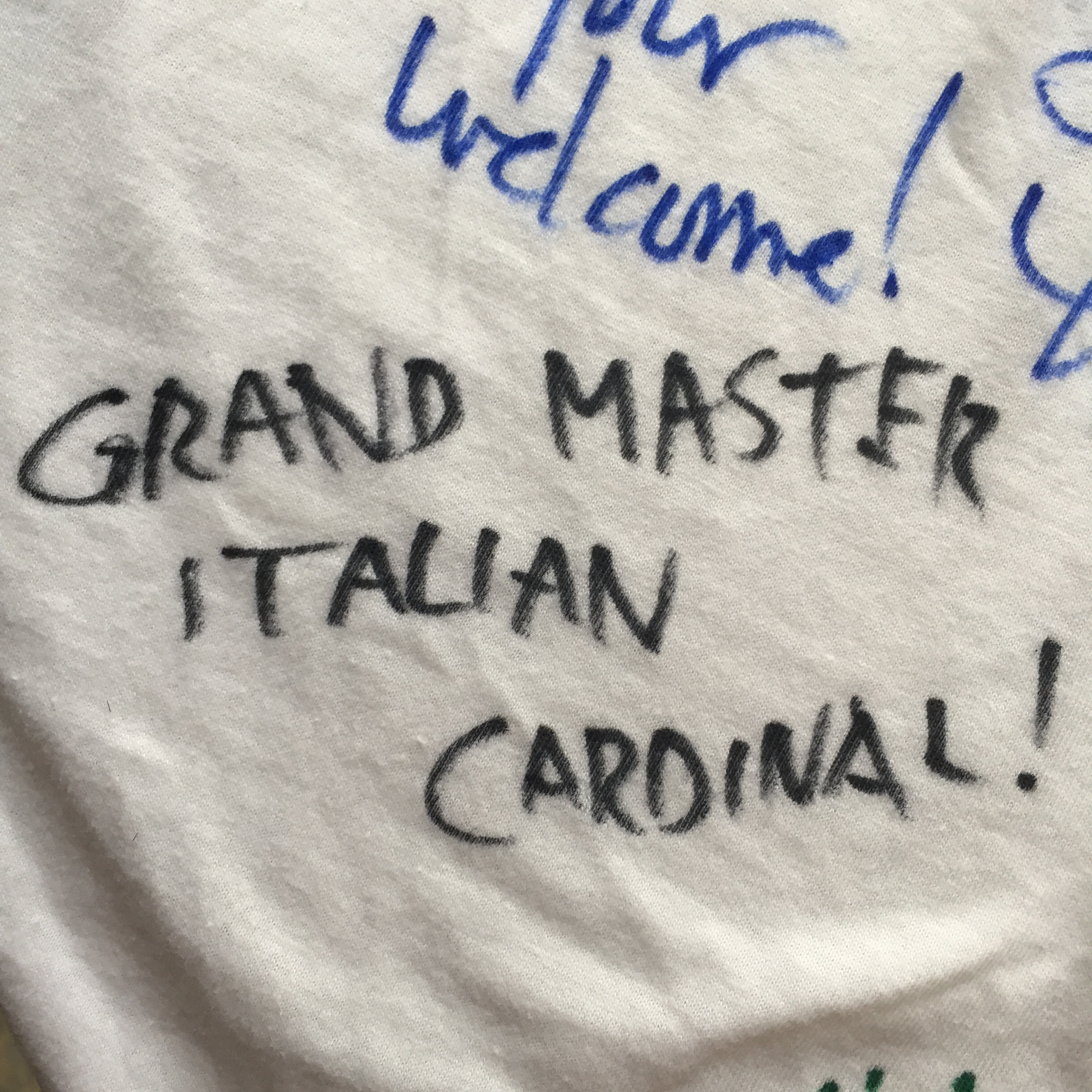 I went to Kinnernet Italia and All I Got was this Lousy T-shirt, and then… by Mel Rosenberg - מל רוזנברג - Ourboox.com