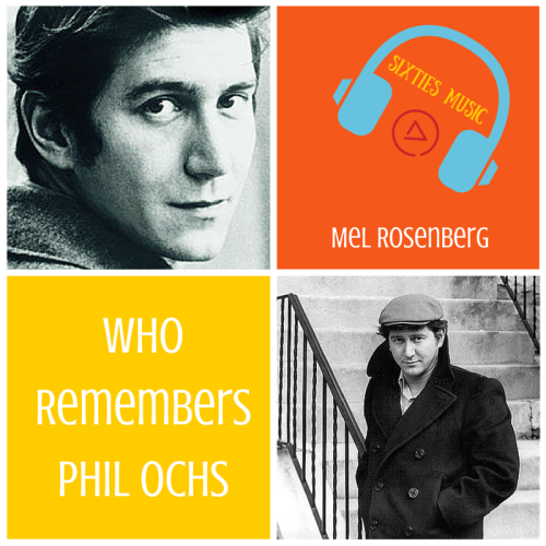 Who Remembers Phil Ochs by Sixties Course, Mel Rosenberg - Illustrated by Miki Peled - Ourboox.com