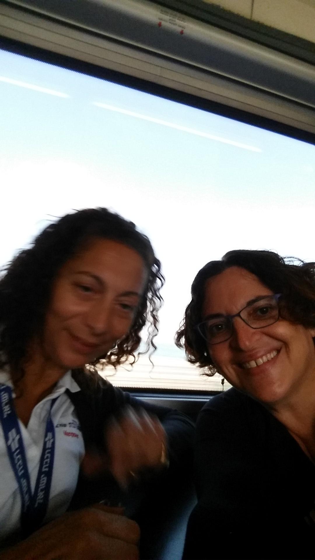 חוויה ברכבת by Sigal Magen - Ourboox.com