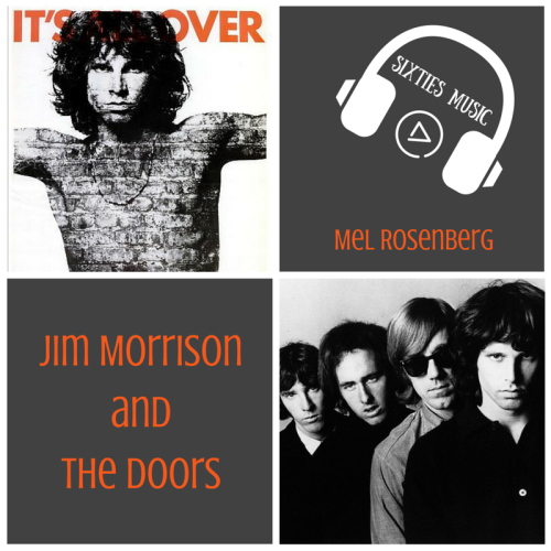Jim Morrison and the Doors by Sixties Course, Mel Rosenberg - Illustrated by Miki Peled - Ourboox.com