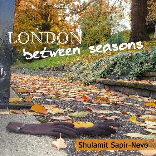 Artwork from the book - LONDON between seasons by Shulamit Sapir-Nevo - Illustrated by Shulamit Sapir-Nevo.                                                                                                                                                                     translated by Mel Rosenberg - Ourboox.com