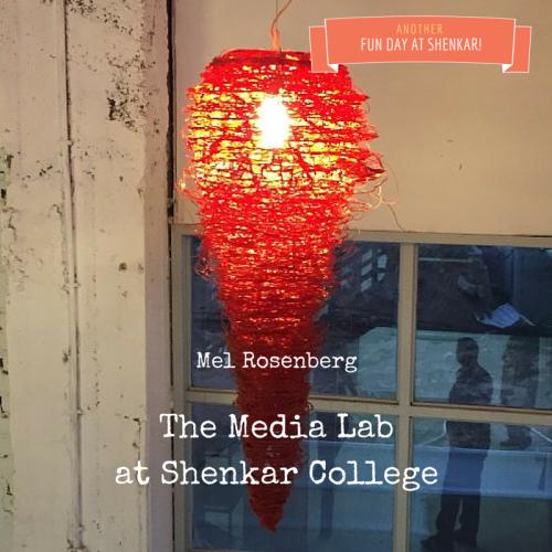 The Media Lab at Shenkar College by Mel Rosenberg - מל רוזנברג - Ourboox.com