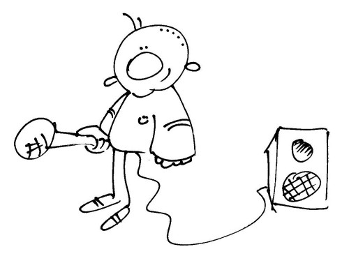 פגישות עיוורות, חיגרות ופיסחות – לאישה הגברית – כל הספרים by Yoged - יגודז'ינסקי / Yagodjinsky - יוגד : Went Electric / מעבדה לשירה מכוונת - Illustrated by בועז יגוג'ינסקי - Ourboox.com