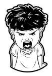אוףףףףף, הם מרגיזים אותי!!! by sivan peled - Illustrated by http://snip.ly/hf8p#http://www.freepik.com/ - Ourboox.com