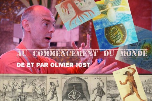 "Dossier ""Au commencement du Monde"" by Olivier Jost - Illustrated by Ojo - Ourboox.com"