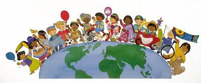 انتشار السكان على سطح الكرة الارضية - Ourboox