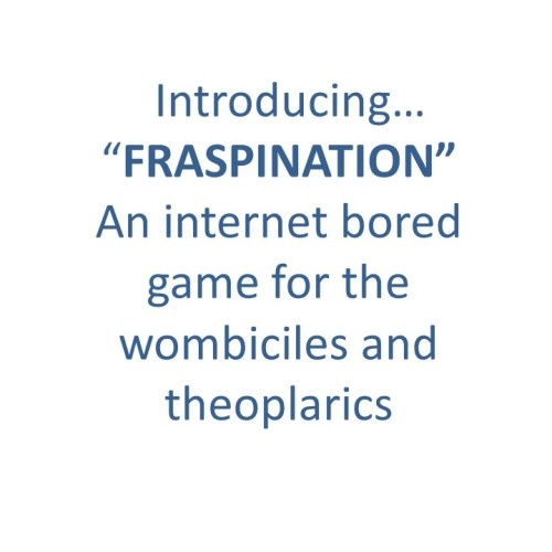 Artwork from the book - Fraspination – A New Internet Bored Game by Mel Rosenberg - מל רוזנברג - Ourboox.com
