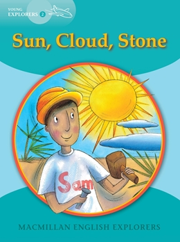 Sun, Cloud, Stone by ido blumshtein - Illustrated by Ido Blumshtein - Ourboox.com