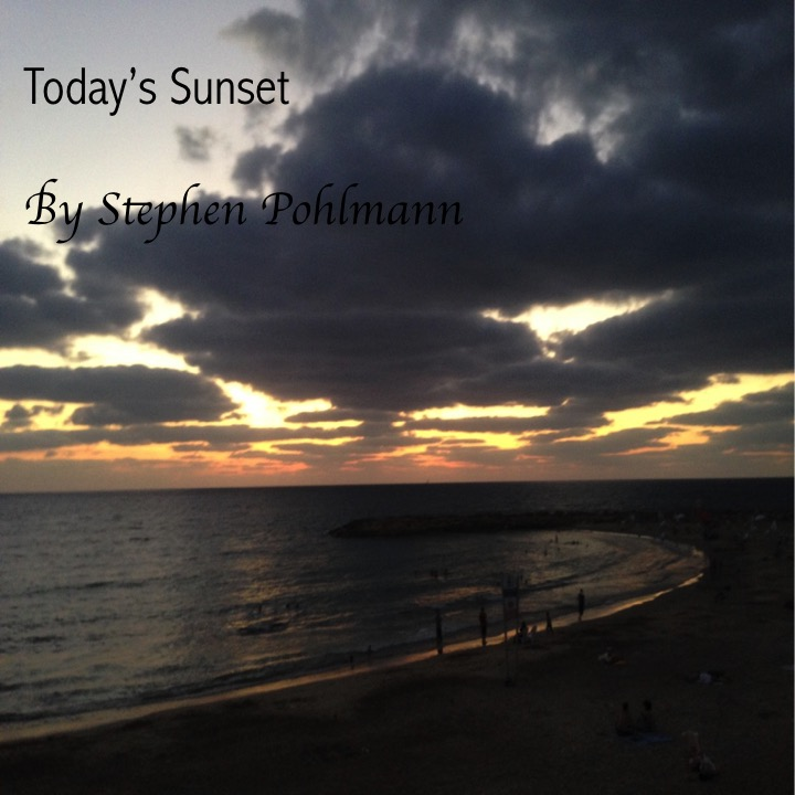 Today's Sunset by Stephen Pohlmann - Illustrated by Stephen Pohlmann - Ourboox.com