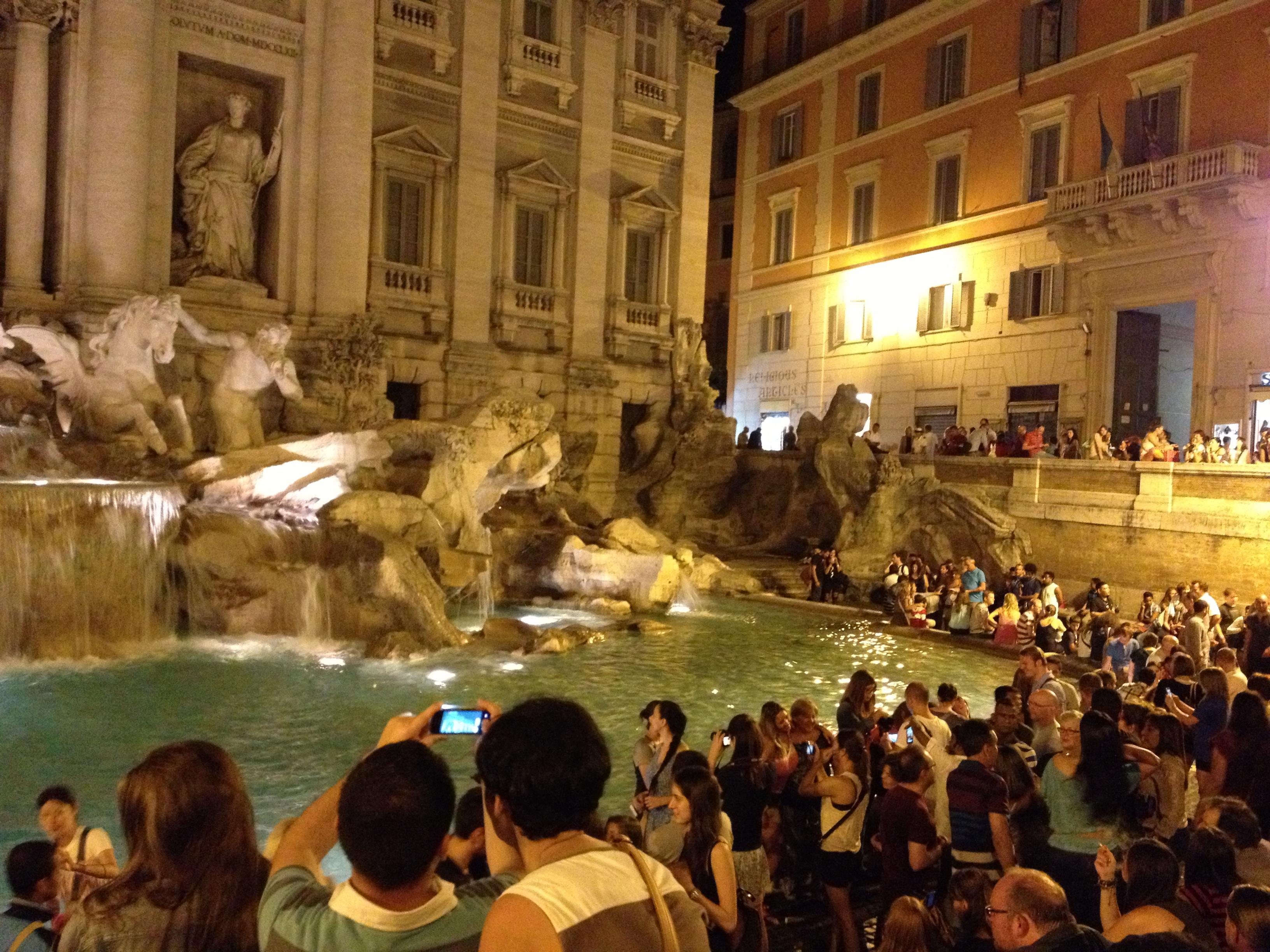 Rome The Light And The Rain by Shuli Sapir-Nevo Photo and Motto - Ourboox.com