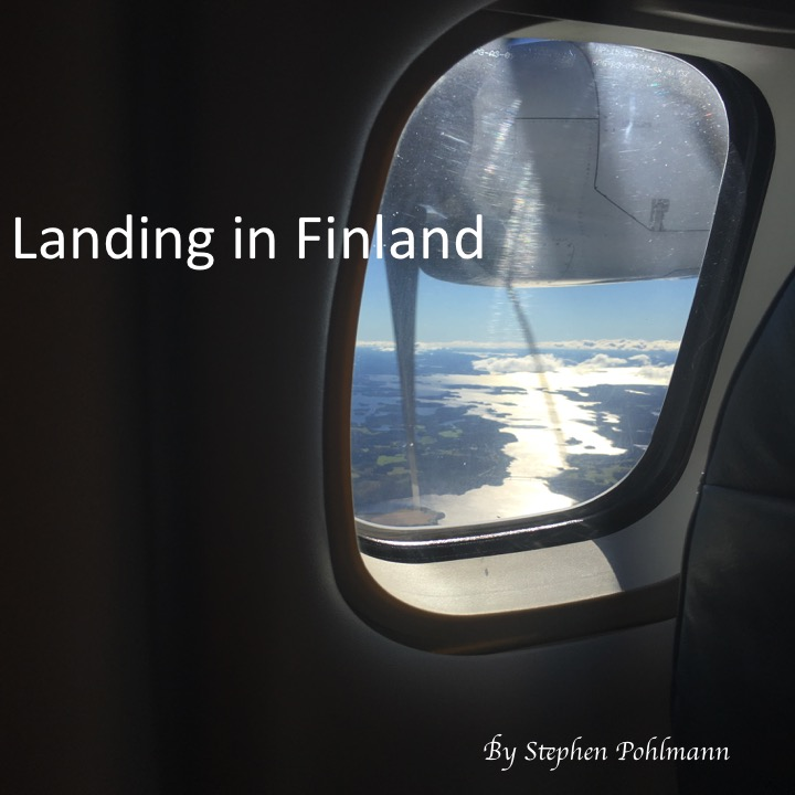 Artwork from the book - Landing in Finland by Stephen Pohlmann - Ourboox.com