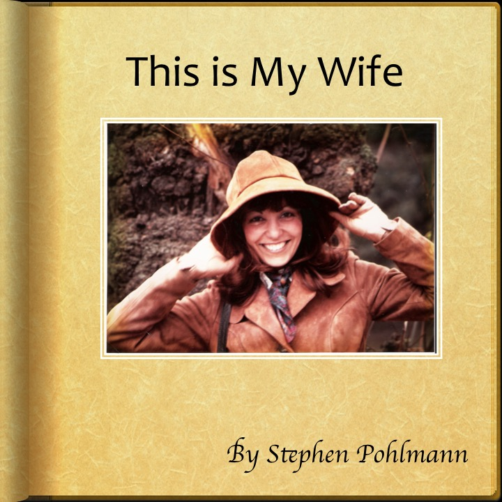 Artwork from the book - This is My Wife by Stephen Pohlmann - Illustrated by Stephen Pohlmann - Ourboox.com