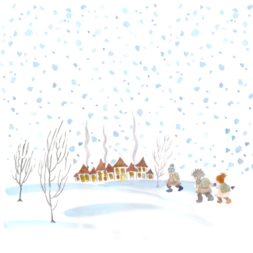 The Case of the Missing Chocolate by Mel Rosenberg - מל רוזנברג - Illustrated by Irena Brodeski - Ourboox.com