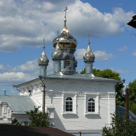 Деревянное кружево старинного города Козьмодемьянска by badanov  - Ourboox.com
