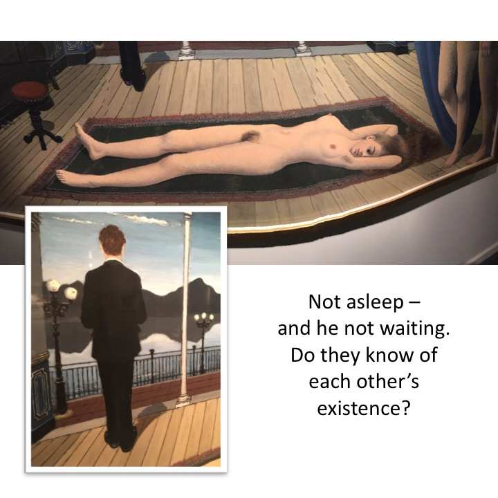My Favourite Artist – Paul Delvaux by Stephen Pohlmann - Illustrated by Paul Delvaux Foundation - Ourboox.com