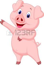 The Lonely Pig by Kevwe Ikeneku - Illustrated by Different clip art creators  - Ourboox.com