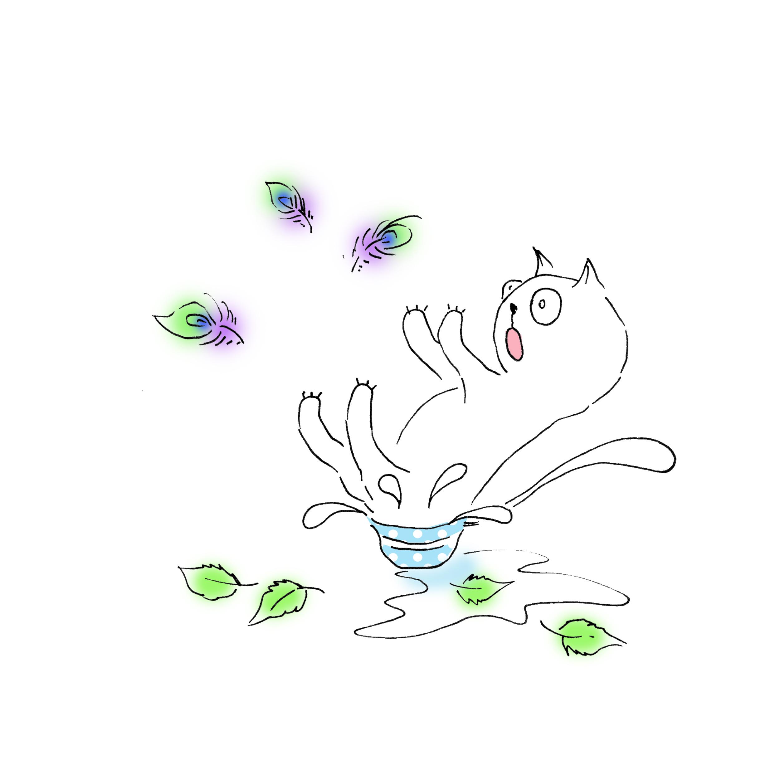 מימי&קיטי – 3 – הבית החדש של קיטי by Irena Brodeski - Illustrated by Irena Brodeski - Ourboox.com